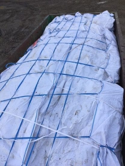 40 m3 Asbestos Skip Bag for Bulk Containers