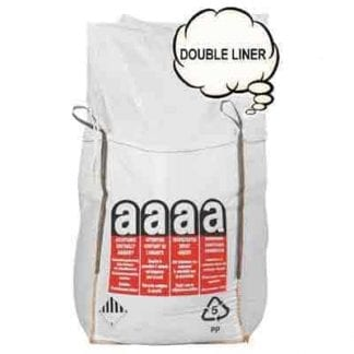 Asbestos Bulk Bag -Double Lined